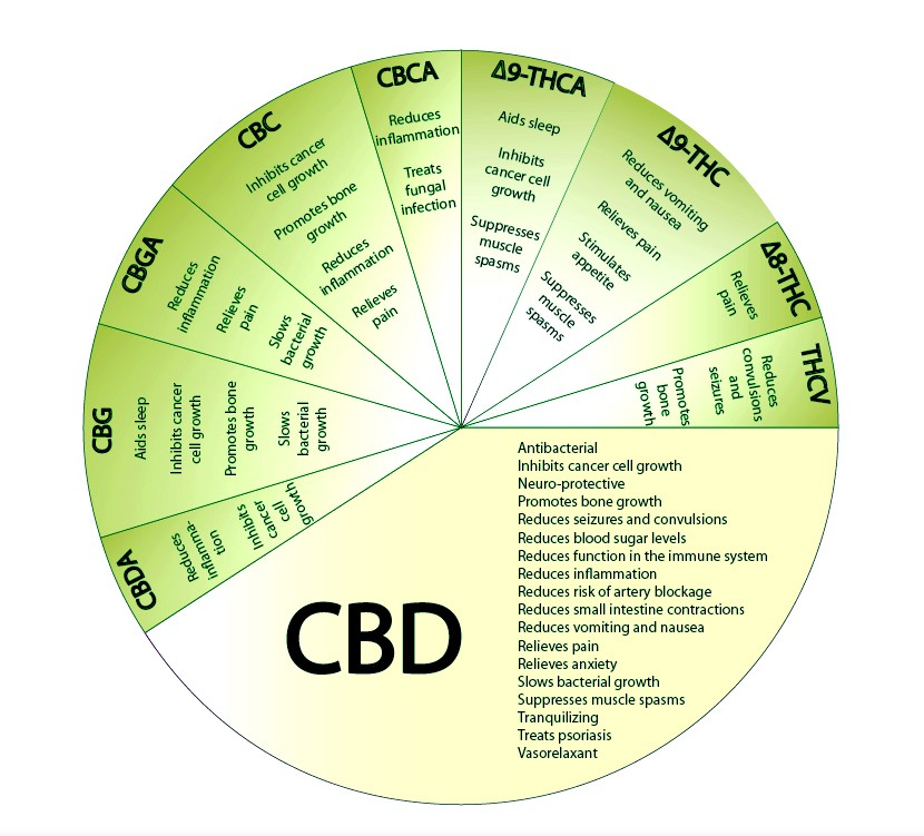 cannabinoids benefits